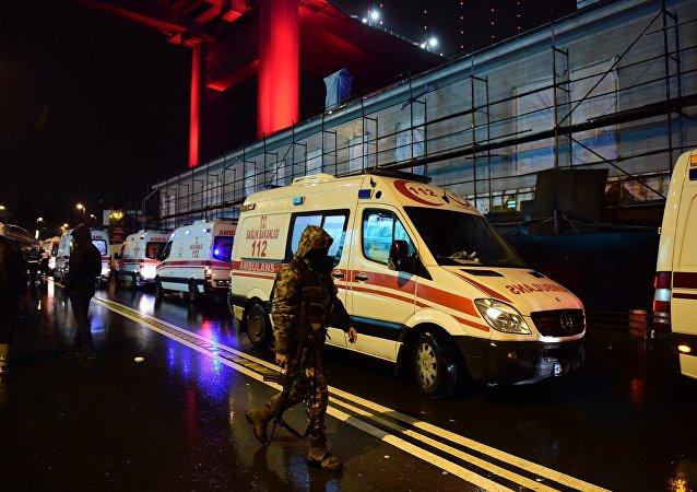 土內務部:伊斯坦布爾夜總會襲擊致死人數增至39人69人受傷