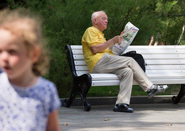 媒體:俄羅斯或將提高保險養老金最低工齡