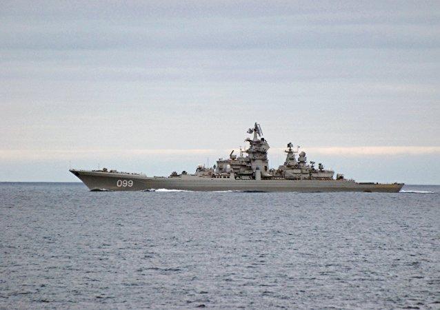 北方艦隊將保障俄海軍2017年公海航行