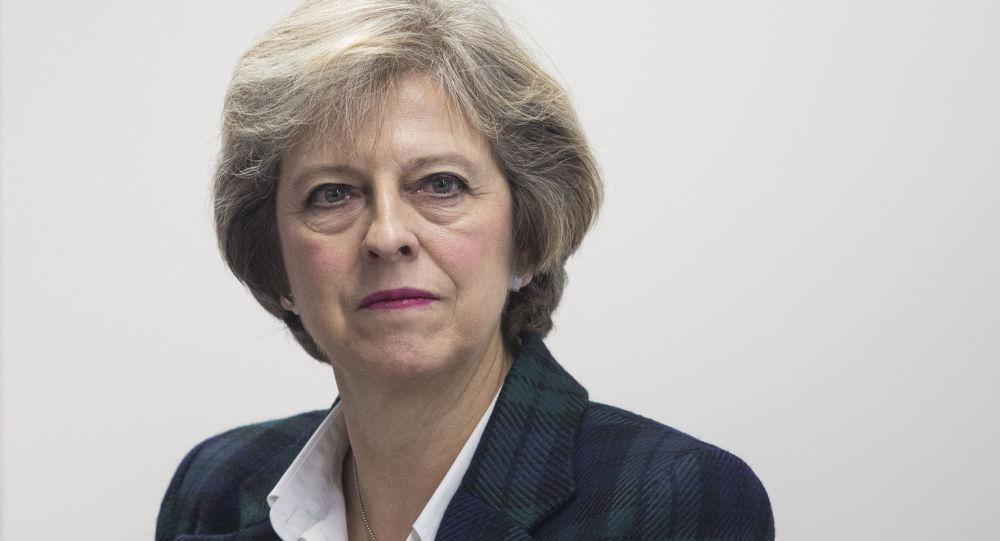 英國首相特雷莎·梅