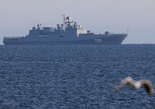 俄罗斯护卫舰