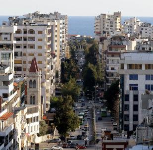 叙军在拉塔基亚省击退恐怖分子的攻击