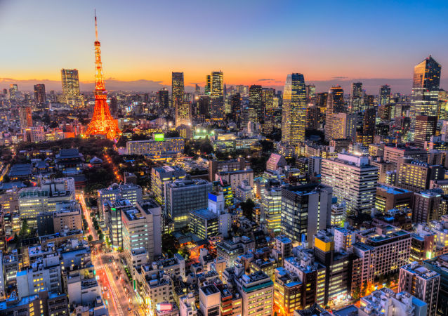 日本,東京
