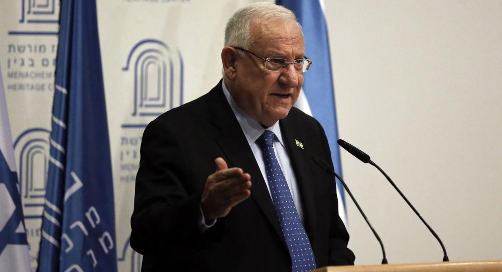 以色列總統魯文·里夫林