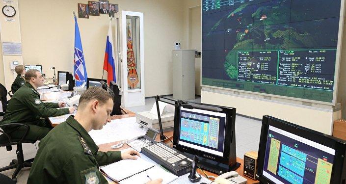 俄罗斯新型雷达站