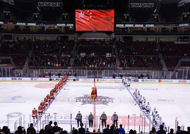 北京崑崙鴻星冰球俱樂部