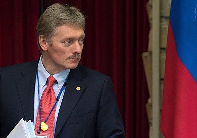 俄总统新闻秘书称他知悉中选委的批评 承诺会更加小心