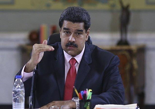 委内瑞拉总统尼古拉斯·马杜罗