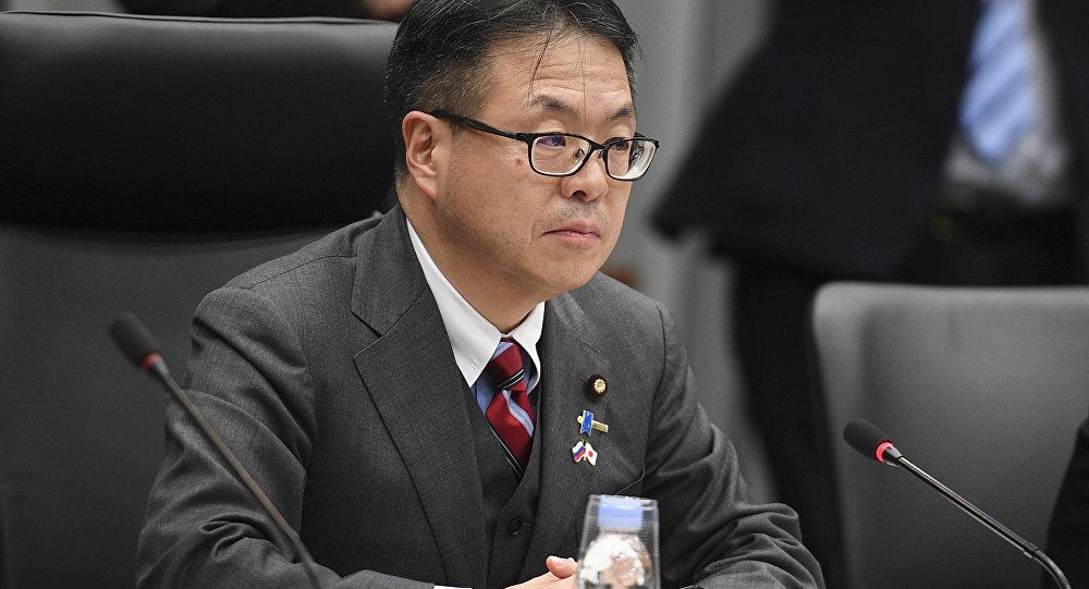 日本经济产业大臣计划于5月陪同首相访俄