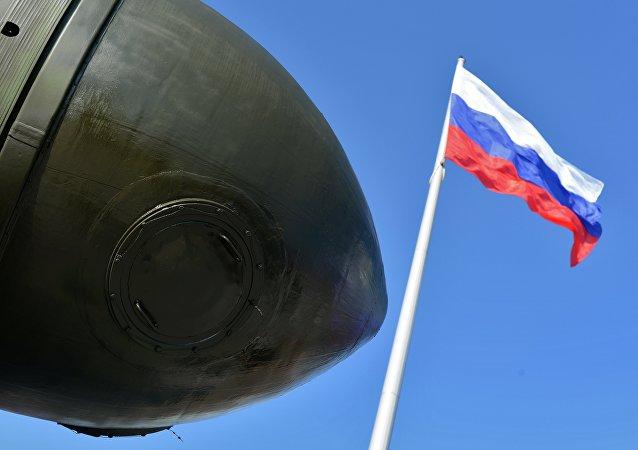 俄战略火箭军司令透露在役弹道导弹数量