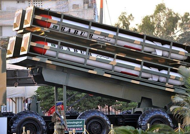 俄專家:巴基斯坦發射導彈將把南亞武器競賽帶入新的階段