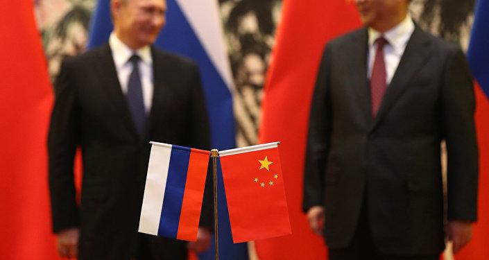 俄媒:中国愿同俄罗斯共建世界新秩序