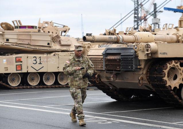 德国勃兰登堡州州长拒绝欢迎美国军人