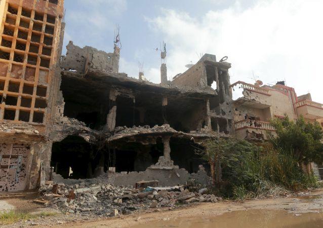 北约轰炸利比亚使用贫化铀武器