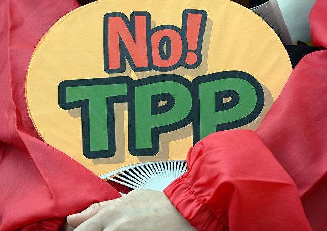 白宮:美國將退出TРP並準備好退出NAFTA