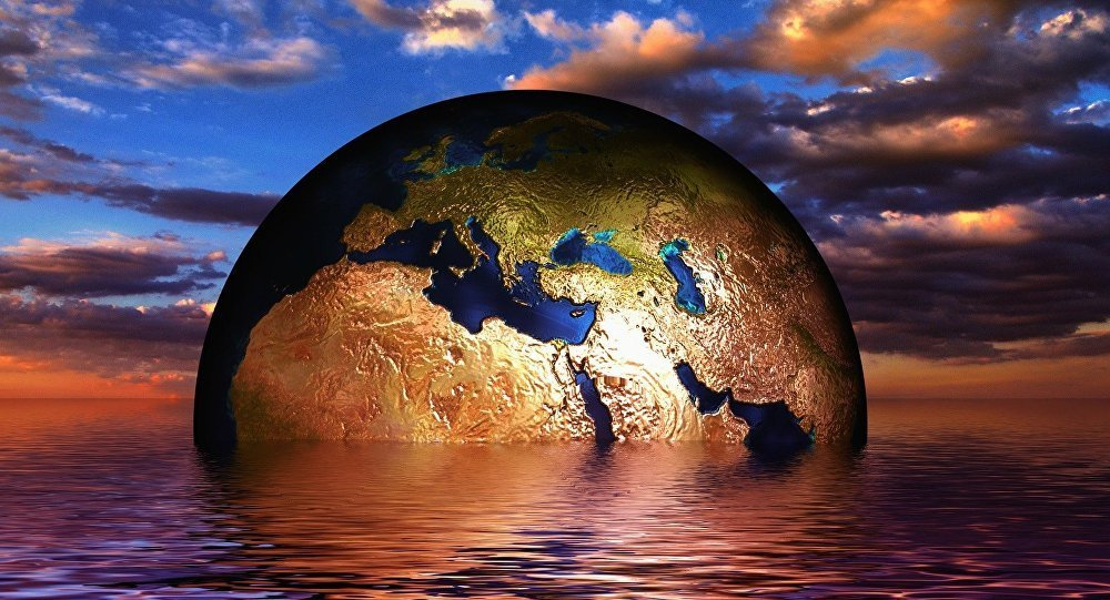 全球气候变化