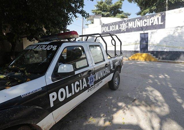 墨西哥匪徒袭击坎昆度假区检察院