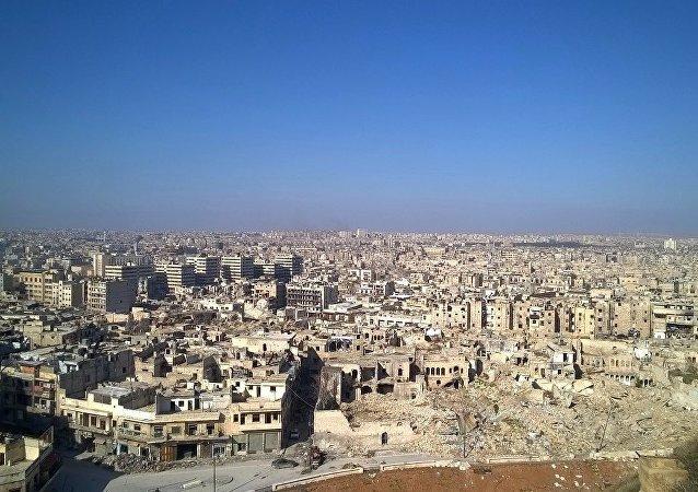 敘利亞阿勒頗市