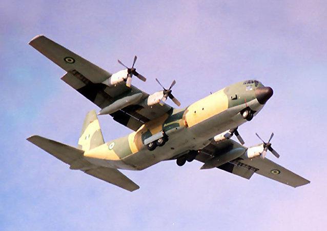 尼日利亞空軍飛機