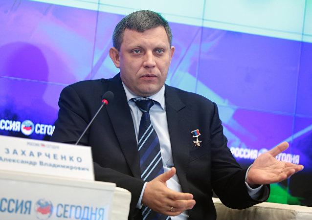 亞歷山大•扎哈爾琴科