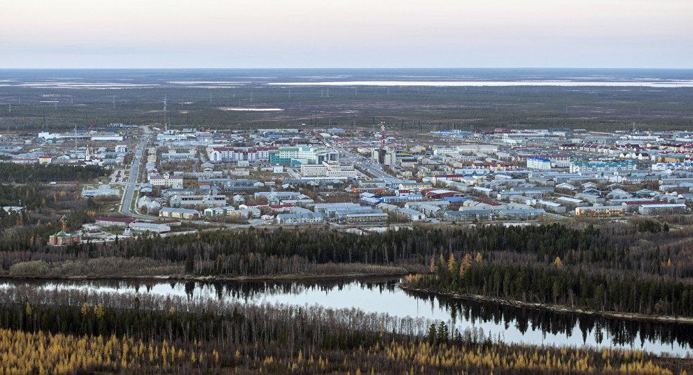 俄罗斯亚马尔-涅涅茨自治区
