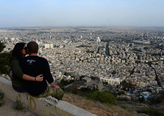 """叙利亚将军谈武装分子在大马士革的""""地道战"""""""