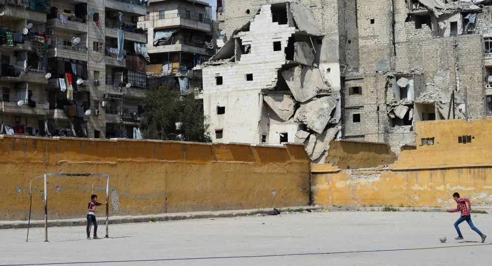 叙反对派愿看到规定监督停火机制的文件