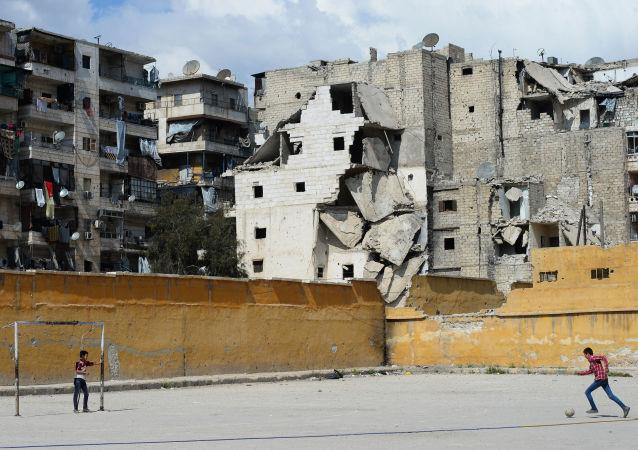 敘反對派願看到規定監督停火機制的文件