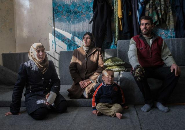 未来数月将有近100万叙难民返乡