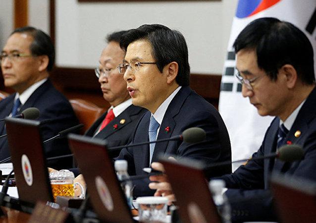韓代理總統:韓國希望加強對朝鮮的國際壓力
