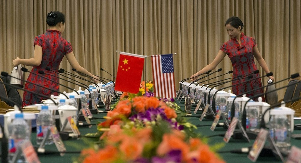 美媒:美中不急于恢复贸易谈判