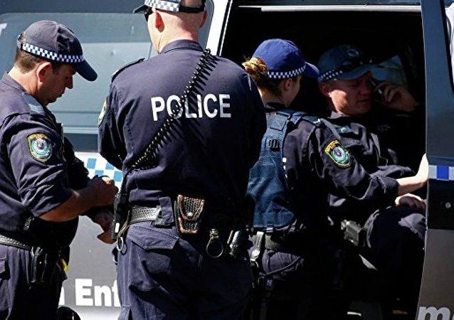 澳大利亚警方:墨尔本汽车冲撞行人事件与恐怖主义无关