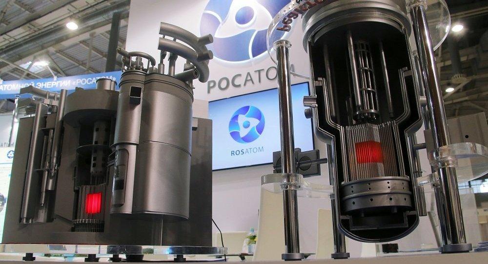 俄原子能公司正與中日進行兩國未來參與快中子核反應堆項目的談判