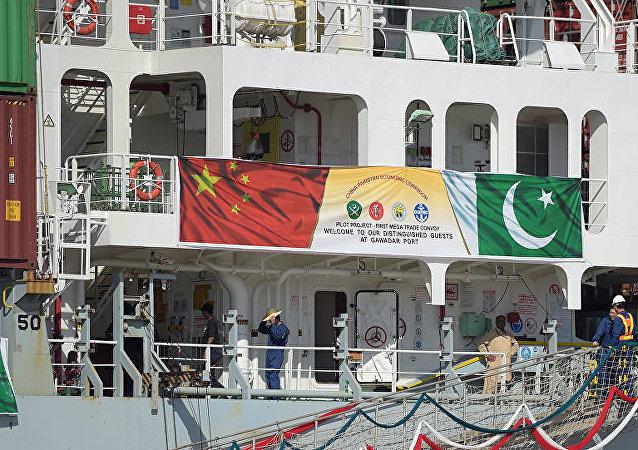 中方将继续与巴基斯坦推进中巴经济走廊建设