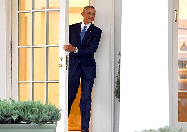 巴拉克·奥巴马成为电视制片人