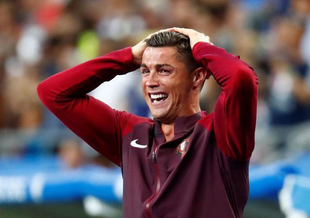 媒體:C羅被國際足聯評為2017年年度最佳球員