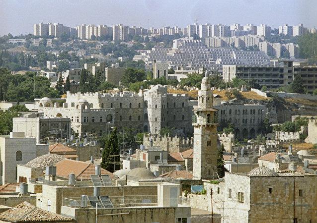 耶路撒冷,以色列