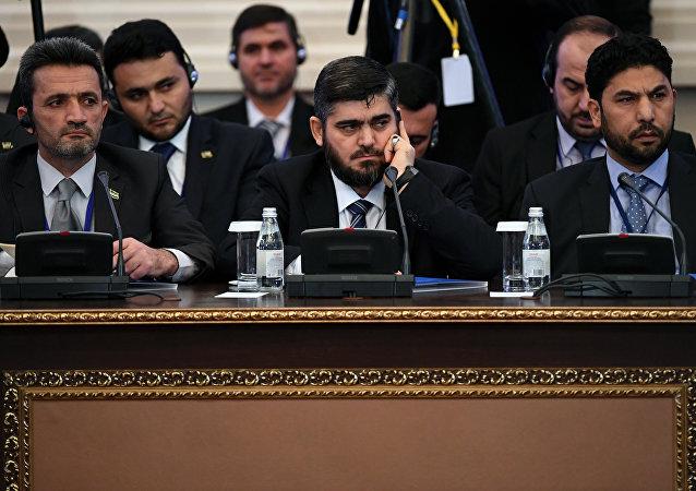 消息人士:敘武裝反對派5月4日將繼續參加阿斯塔納和談