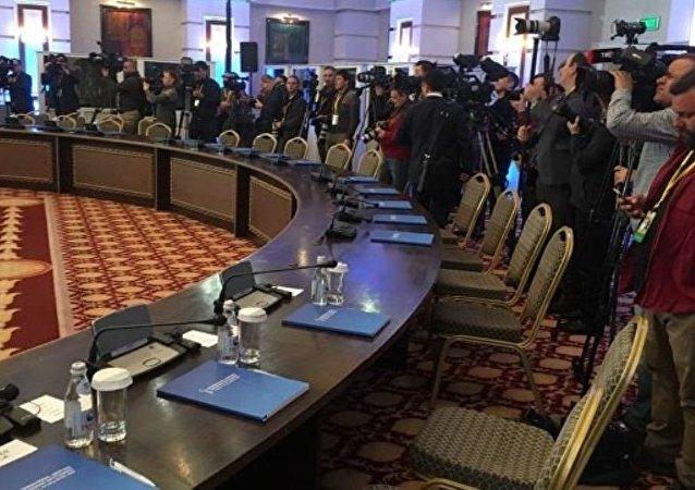 俄总统新闻秘书:俄从一开始就明白叙问题阿斯塔纳会谈的复杂性
