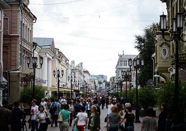 民调:三分之二俄罗斯人支持限制赴俄劳务移民