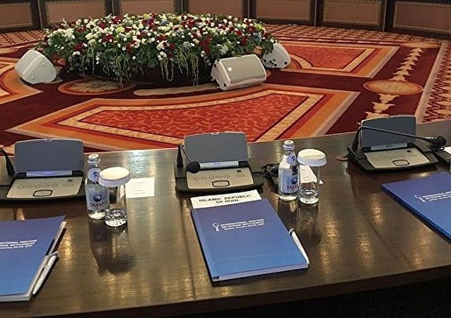 第七轮叙问题阿斯塔纳会谈将批准人质问题工作小组规定并通过排雷声明