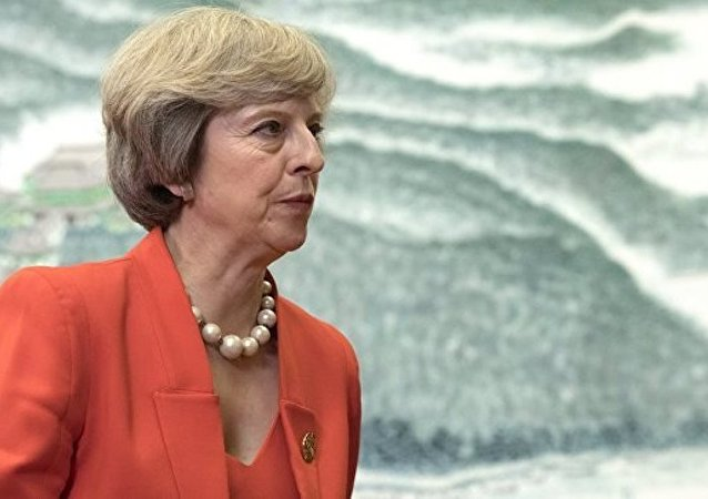 英國首相稱親自領導脫歐談判