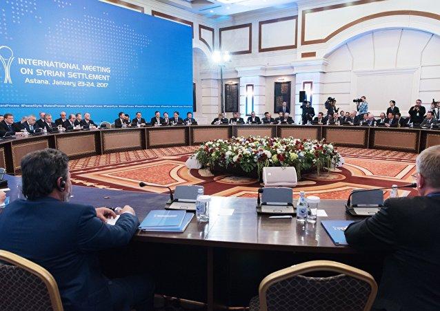 哈薩克斯坦外交部:美國或派高級代表參加敘問題阿斯塔納會談