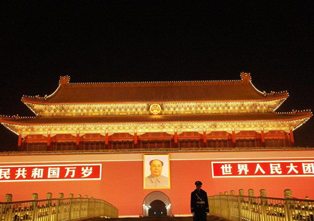 中国正在通过一揽子宪法修正案