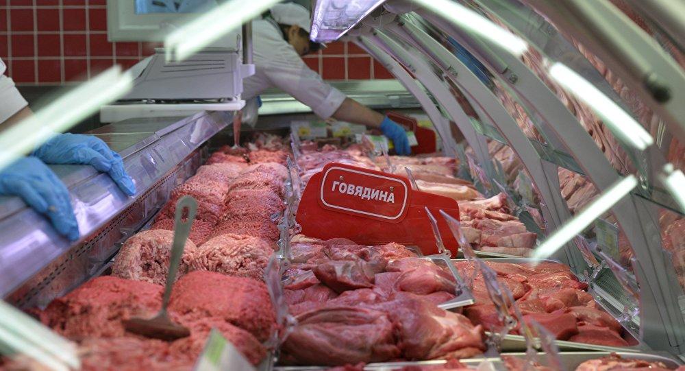 俄工贸部:俄政府正在研究对华供应牛肉的问题