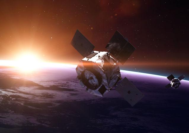 """美国担心俄罗斯和中国""""欺骗""""其间谍卫星"""