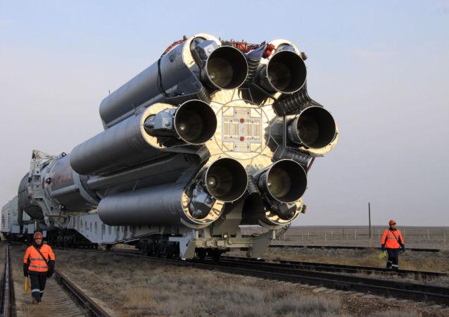 消息人士:最後一顆俄軍事衛星將在5月從拜科努爾發射