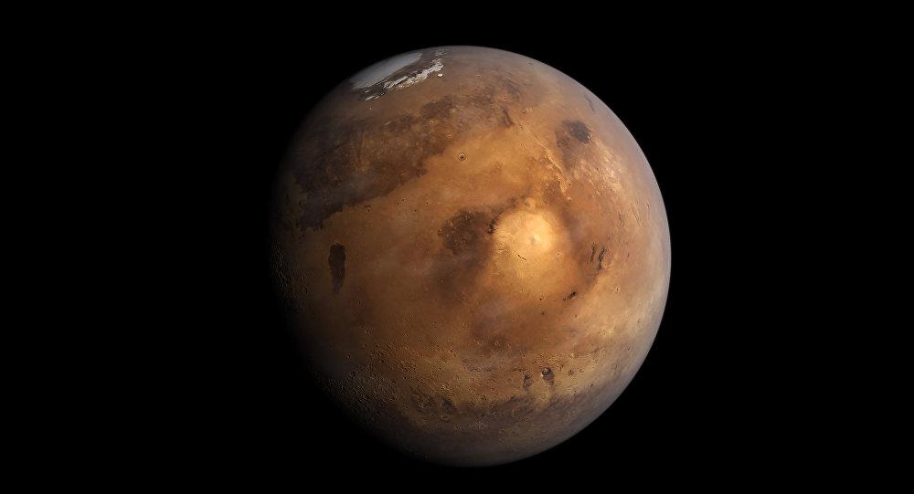 莫斯科大学科学家证明细菌完全能够在火星生存千万年