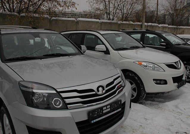 俄軍方將有權向公民借用輕型車輛