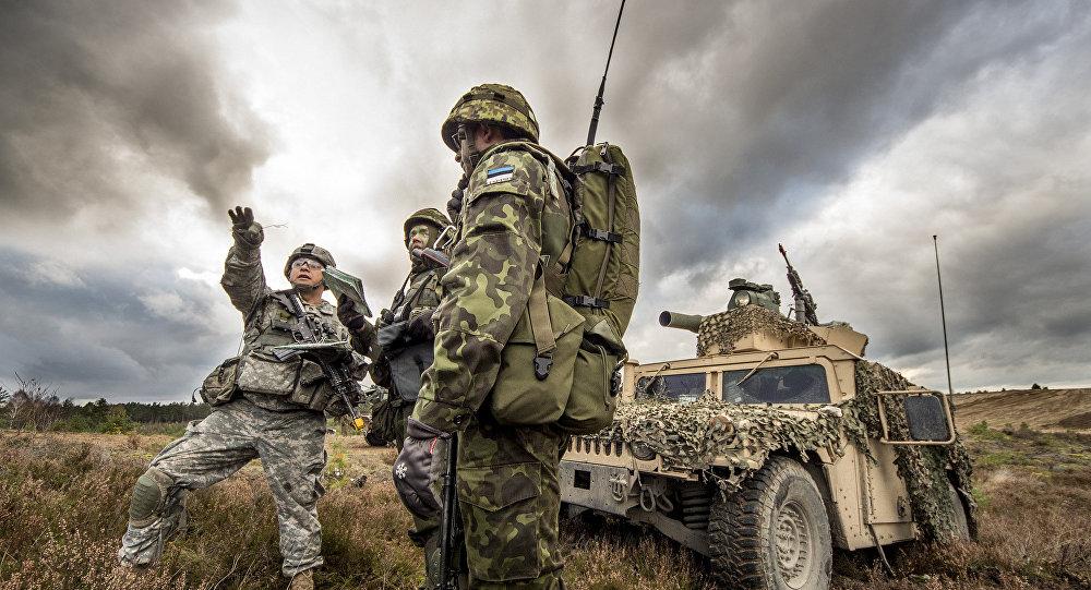 爱沙尼亚防长认为有必要增强北约部队的机动性